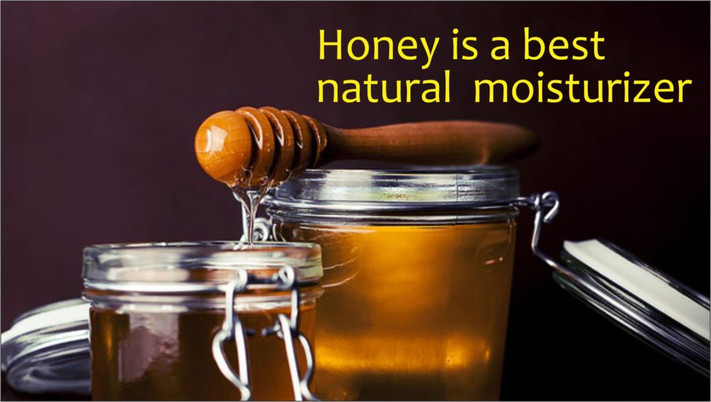 Honey is a best natural moisturizer-tubertip.com