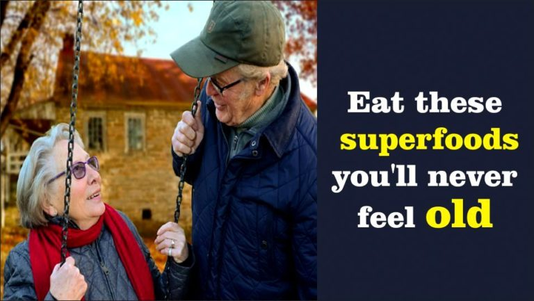 Eat these superfoods you'll never feel old & keep you younger forever-tubertip.com