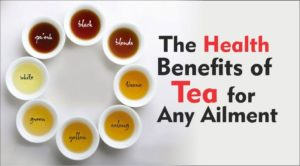 The Health Benefits of Tea for Any Ailment