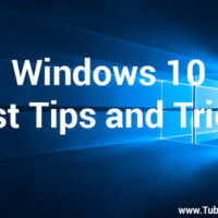 Windows 10: Best Tips and Tricks – TuberTip.com
