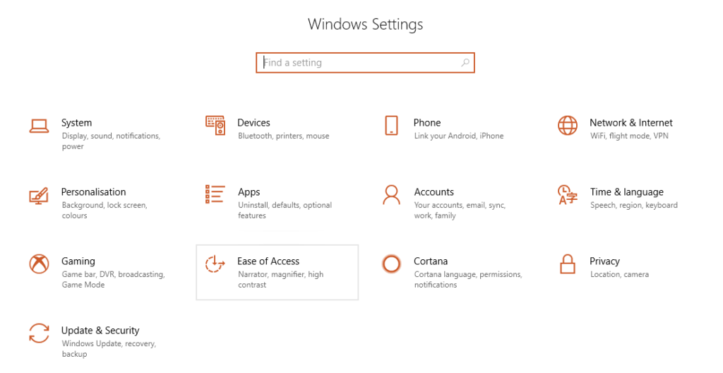 Windows 10 Best Tips and Tricks - Setting