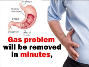 Gas problem will be removed in minutes, use these home remedies