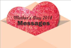 Mother's Day 2018 Messages