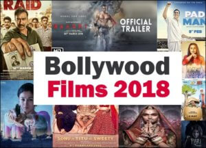Bollywood films list which have been released in 2018