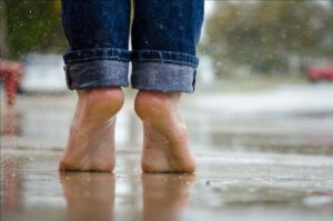 Foot Care in the Monsoon (rainy season), infection, fungal.