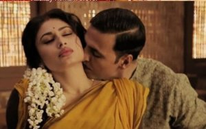 Akshay Kumar and Mouni Roy Love in 'Gold' Movie