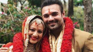 Wedding photographs Of Mithun Chakraborty's son Mahaakshay