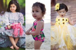 Ziva Dhoni, Kid's Hot Trends in the Fashion Industry