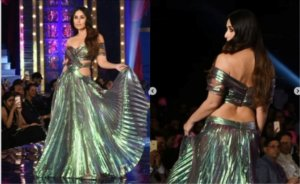 Kareena kapoor Walks the ramp at Lakme Fashion Week