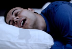 Know, the Reason of Mouth Saliva During Sleep at Night