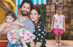 Misha Kapoor Celebrates her 2nd Birthday, See video