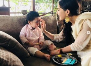 See How Bollywood Celebrities have Celebrated Rakhi