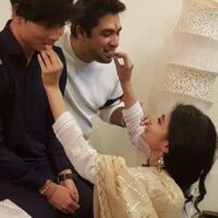 Indian TV Serial Celebrities have Celebrated rakhi, see Pictures