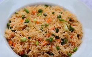Veg Fried Rice Recipe at Home, Easy to Make & Eat