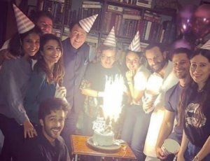 Kareena Kapoor Celebrated her B'Day with Family : see photos