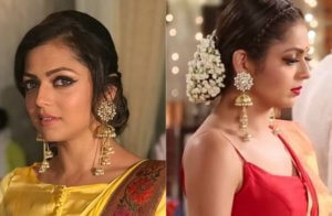 Wear Earrings Like Nandini …Silsila Badalte Rishton Ka