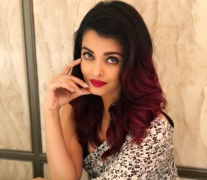 Know Interesting things about Blue-eyed actress Aishwarya Rai
