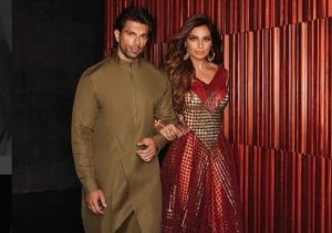 Bipasha Basu shared Pics with Husband Karan Singh Grover