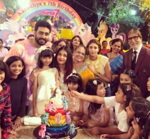 Abhishek Does Dance at Daughter Aaradhya's Birthday Party