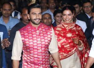 Deepika Ranveer First look after Wedding : See Pics & Video