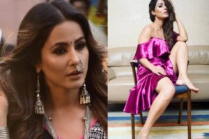 Komolika Real life Hot Photos : Hina Khan hot collection