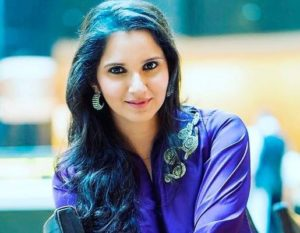Sania Mirza Celebrated her Birthday with Friends and Family