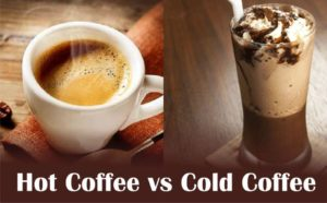 Hot Coffee vs Cold coffee, Know which Coffee is Good for Health