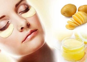 Increase the beauty with Potatoes