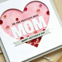 20 Handmade cards for mom at the special occasion of Mother's Day