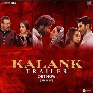 "Why Aditya Kapoor is missing from the promotion of ""Kalank"""