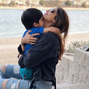 Shilpa Shetty's son Viyan gave fitness challenge, viral video