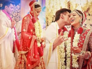 Bipasha's Celebrate 3 years of marriage in London