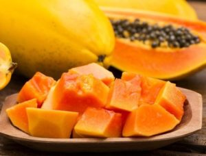 Papaya will save from 5 beauty problem