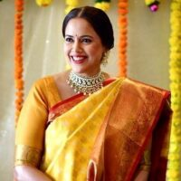 Actress Sameera Reddy's House, Came a Little Angel