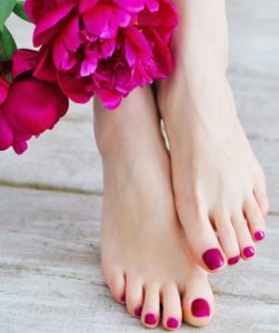 Take Care of the Feet to Avoid Fungal Infection in the Rain