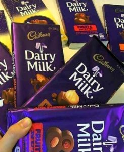 Best Gift and Dessert Dairy Milk Chocolate Review
