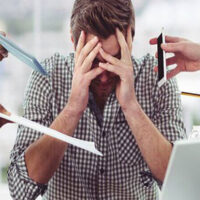 Work Pressure Can Make You Sick, Know How to Treat